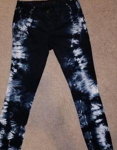 J Brand Tie Dye Jean's Size 25